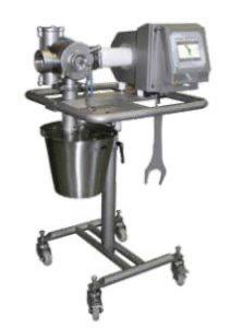 Bunting's Meatline metal detector